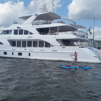 HCPT harbor yacht