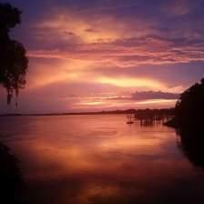 HCPT sunset**
